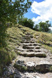 Oud Stenen trapje